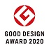 good design award 2020 badge